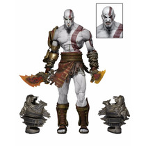 Kratos Ultimate - Ghost Of Sparta - Neca 2016 - God Of War 3
