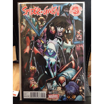 Spider Gwen #1 Portada Variante De Humberto Ramos En Ingles