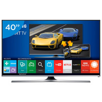 Smart Tv Led 40 Samsung Full Hd Un40j5500 Wi-fi 3 Hdmi 2 Usb