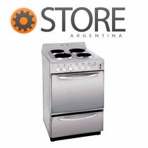 Cocina Electrica Domec Cexu - 56 Cms - Factura A O B