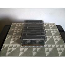 Cassettes Sony Ux- 90 Min Cromo Type Ii ( 8 Cassetes Audio )