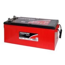 Bateria Estacionaria Freedom Df2500 165ah Som,telecomuni