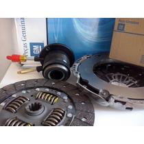 Kit Embreagem Plato+disco+atuador S10 E Blazer 2.8 Diesel