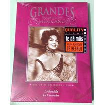- La Bandida / La Cucaracha - Dvd María Félix Cine Mexicano