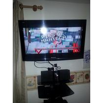 Combo Tv Lcd Panasonic Viera Tc-l32x5l.