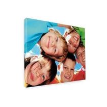 Cuadro De Tela En Lienzo Personalizado Canvas Foto 30x40 Cm