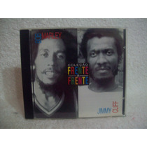 Cd Bob Marley & Jimmy Cliff- Coleção Frente A Frente