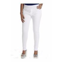 Sawary Calça Jeans Legging Feminina Cós Elastico