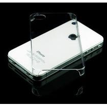 Funda Protector Crystal Case Transparente Iphone 4 4s Regalo