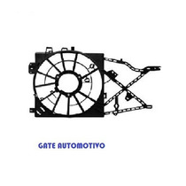 Defletor Ventoinha Do Radiador Gm Vectra 2.0/2.2 97-05 C/ar