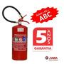 Extintor De Incêndio 5 Anos De Recarga - Abc4kg