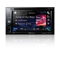 Pioneer Avh X 2800 Bs Pantalla Dvd Usb Bluetooth Linea 2016