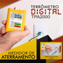 Terrômetro Portátil Digital Tpa2000