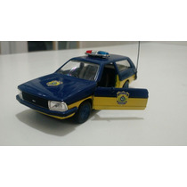 Ford Belina Viatura Policia Rodoviária Federal Escala 1:39