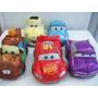 Cars Disney Mattel Con Sonido Original Año 2005 Impecables!!