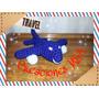 Avion Pasajeros!!! Tejido Amigurumi Crochet Souvenir