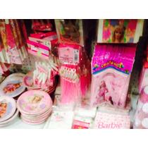 Tarjetas Para Fiestas Barbie, Tortugas Ninjas, Winnie Pooh,