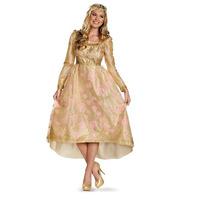 Disfraz Talla Grande Princesa Aurora Malefica Mujer Adulto