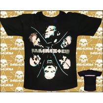 Camisetas - Bandas - Rock Bandalheira Rammstein 304