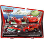 Disney Pixar Cars Rayo Mcqueen Y Francesco Bernulli