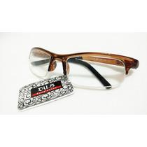 Armacao Oculos Masculino Esporte Leitura Grau Promocao