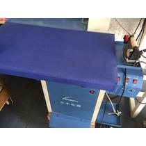 Burro De Planchar Industrial Con Vacio Y Caldera Tintoreria