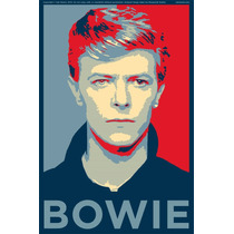 Posters David Bowie Michael Jackson Pink Floyd The Beatles