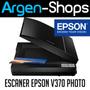 Escaner Epson Perfection V370 Foto Diapositivas Y Negativos