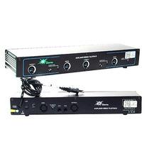 Chave Hibrida Montel Mtclpret 2 Linhas Ideal Para Radio