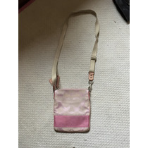 Cartera Coach Original Rosada