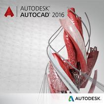 Autocad 2016 - 2017 Pc - Mac