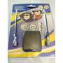 Intercomunicador Moto Capacete P Ipod Mp3 Frete Grátis Pac