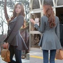 Abrigo Saco Irregular Moda Japonesa Importado Envío Gratis