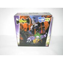 Puzzle Batman - 100 Peças - Mattel - 5 A 8 Anos