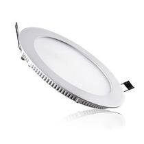 Luminaria Plafon Spot Led Embutir Ultra Slim Lampada 12w
