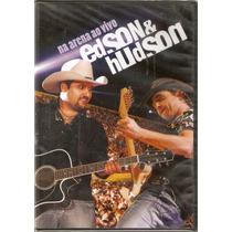 Dvd Edson & Hudson - Na Arena Ao Vivo - Novo***
