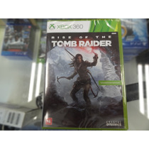 Rise Of The Tomb Raider Xbox 360 Lançamento 10/11