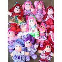 Muñecas De Tela Antialergicas ,envio Gratis !!!!!!!!!!!!!!!!