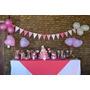 Candy Bar Golosinas Boda 15 Años Baby Shower Peppa Soy Luna