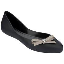 Mel Dreaming Zapato Flat Dama Balerina Gris Mel By Melissa