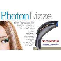 Photon Lizze Hair Acelerador Tratamento Tintura Cabelo Fóton