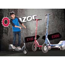 Scooter Electrico Razor E300 - Nuevos - En Caja!!