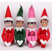 Duende Elfo Navideño Elf On The Shelf Juega Con Tus Hijos