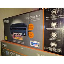 Impresora Multifuncional Epson T22 Totalmente Nueva!