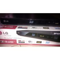 Blu Ray Lg 3d Bp325w Usado