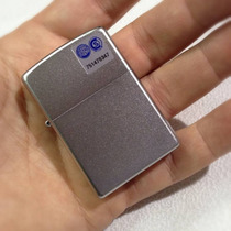 Encendedor Zippo Satin Chrome Made In Usa 28031