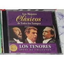 Cd Opera Los Tenores Joyas De Coleccion