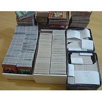 Lote 100 Cartas Originais De Yugioh En E Pt (95 C + 5 R)