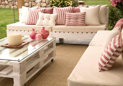 Terrazas de madera en mercado libre for Muebles terraza baratos chile