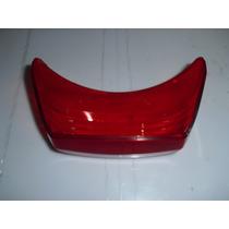 Lente Da Lanterna Honda Shadow 750 Usada Perfeita